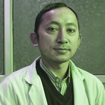 DR. BIPIN BHATTACHAN