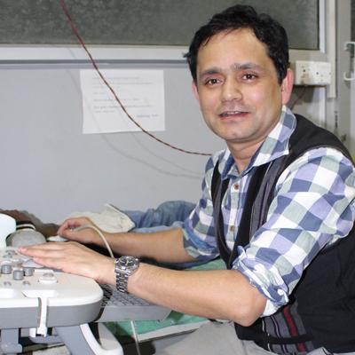 DR. HENSAN KHADKA