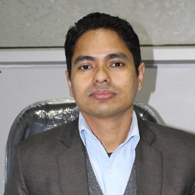 DR. KHEM RAJ BHUSAL