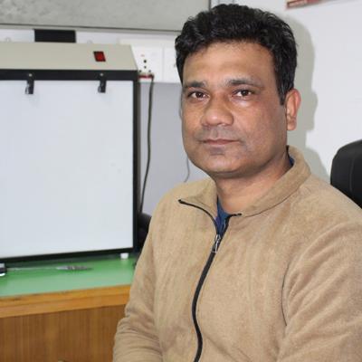 Dr. PRALHAD KUMAR CHALISE