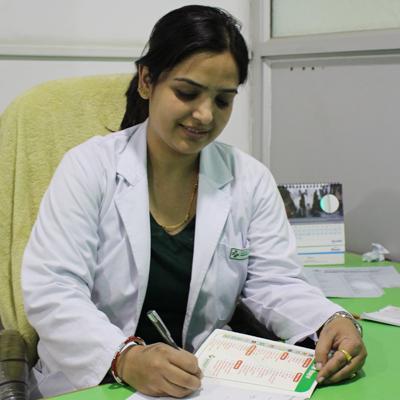 DR. RUPA JHA