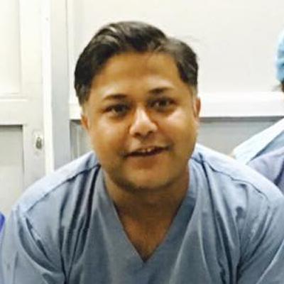 Dr. SUMIT RAJ ADHIKARI