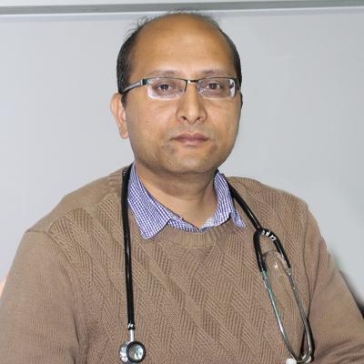 Dr. Surya Bahadur Thapa