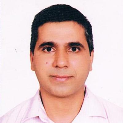 DR. MAHESH RAJ SIGDEL