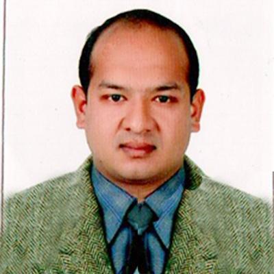 DR. ROBIN BAHADUR BASNET