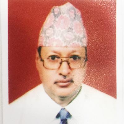 DR PIYUSH RAJ PANDEY