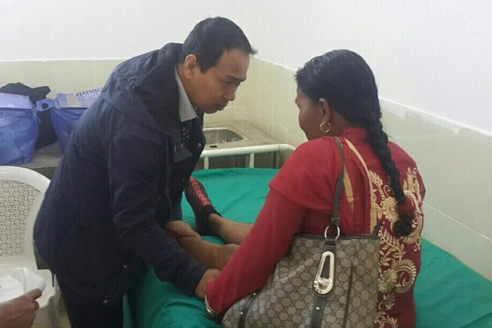 Free Health Camp on Sikre-5,Nuwakot