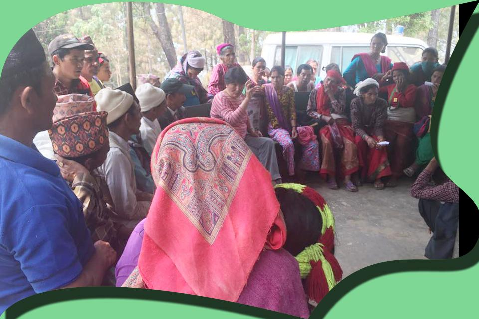 Free Health camp on Dailekh