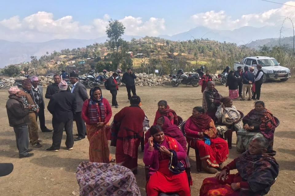Free camp in Gulmi