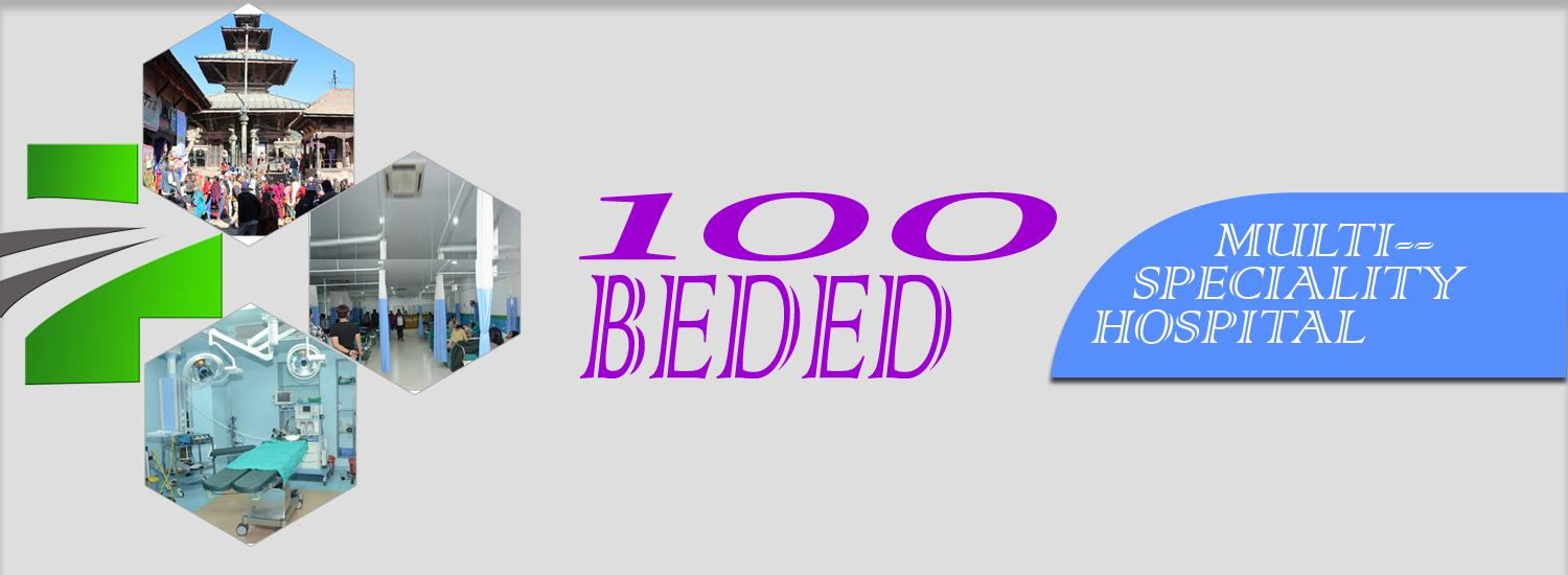 100 bedded