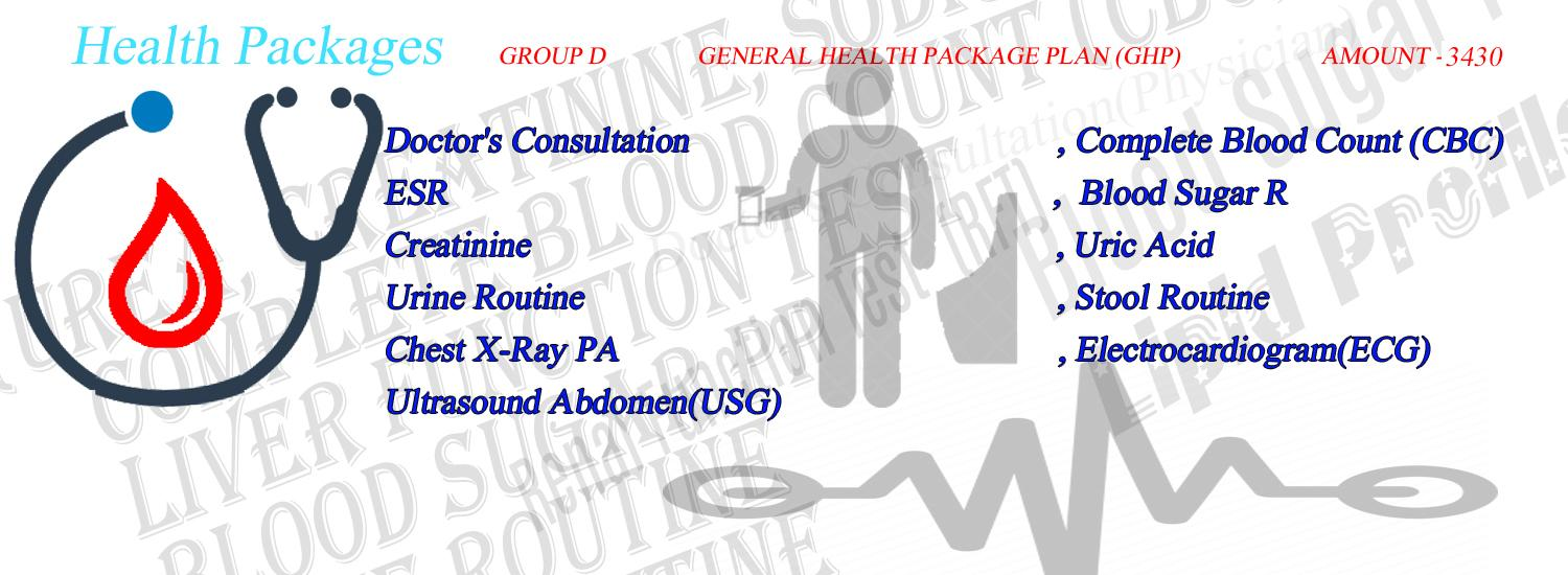 Health Package Group D