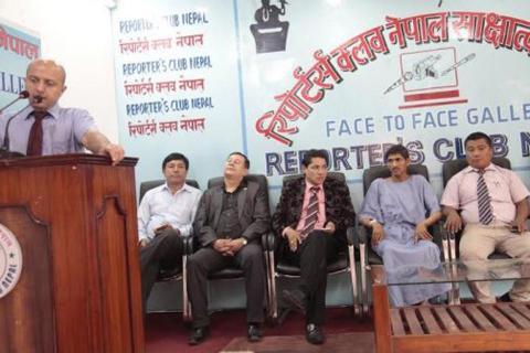 बरिष्ठ मुटुरोग विशेषज्ञ डा. अनिल भट्टराईले दिए ओखलढुँगा निवासी धमलालाई पूर्नःजन्म